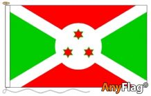 - BURUNDI ANYFLAG RANGE - VARIOUS SIZES